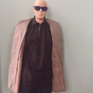 Burberry 3/4 Length Trench Coat